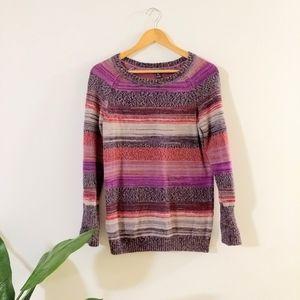 Eddie Bauer multicolor cotton sweater